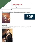 Disertacion Historia Sexto Basico
