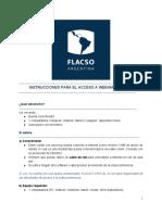 Instructivo de Acceso a Jornada Revistas Academicas