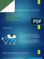 Servicio Cloud SaaS NaaS y Nuevos