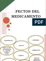 Efectos del medicamento.pptx