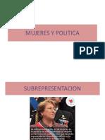 Mujeres y Politica en Imagenes-Diplomatura de violencia familiar