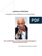 8122061 Nightmare on Wall Street