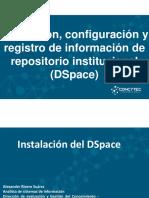 ALICIA-Taller Implementación Repositorio