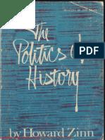 Howard Zinn- the Politics of History