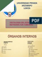 CLASE 9 APARATO REPRODUCTOR FEMENINO.pptx