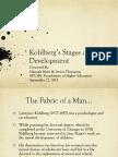kohlbergs theory ppt prezi weebly