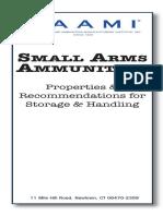 SAAMI ITEM 202-Sporting Ammunition