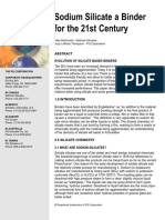 Sodium silicate a Binder for the 21st century.pdf