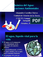 Quimica Agua