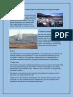 ¡Ven y conoce los detalles sobre la contaminación en la segunda región en Chile!