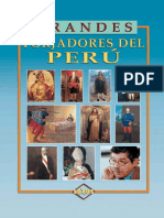 Grandes Forjadores Del Peru- LEXUS