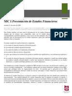 Resumen Ejecutivo Niif 2009 Completas