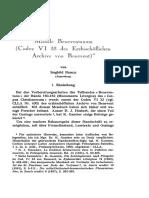 Missale Beneventanum (Codex VI 33 Des Erzbischöflichen Archivs Von Benevent)