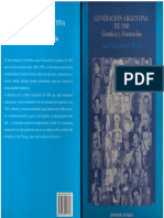 Generacion Argentina de 1940 - Juan Waldemar Wally