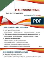 Quiz No(1)
