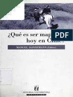 Qué es ser mapuche hoy en Chile .pdf
