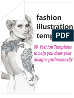 Ffashion Figure Templates