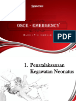 OSCE Emergency
