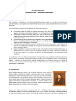 Guia Republica Conservadora y Const 1833