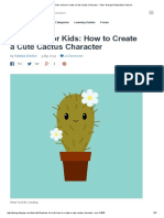 Illustrator for Kids_ How to Create a Cute Cactus Character - Tuts+ Design & Illustration Tutorial.pdf