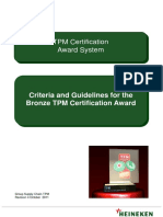 TPM Bronze Award Criteria and Guidelines Oct_2011_ Rev_4