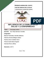 INFLUENCIA DE LA FAMILIA EN LA SALUD Y LA ENFERMEDAD.doc