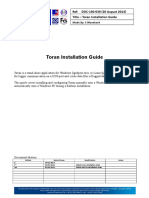 DOC-130-030 (Toran Installation Guide)