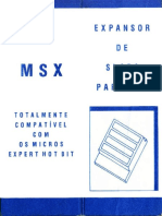Expansor Slots Incompel