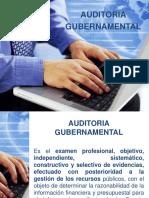 Auditoria Gubernamental