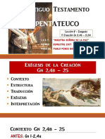 8 Pentateuco - Exegesis Gn 2-3