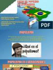 EVOLUCION POPULISTA