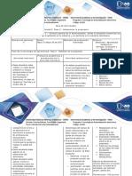 Guia de Actividades y Rubrica de Evaluacion Paso 2 - Seleccionar La Propuesta