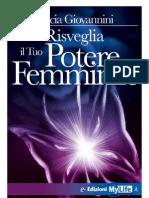 eBook Risveglia Potere Femminile