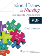Professional Issues in Nursing Challenges and Opportunities-2014-CD