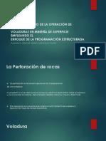 Análisis y Diseño de La Operación de Perforación