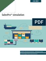 SalesPro Distribution Case Study