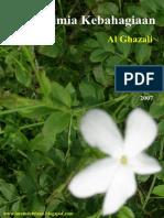 Al Ghazali - Kimia Kebahagiaan
