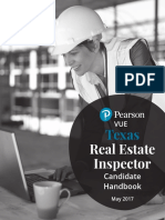 Texas Real Estate Inspector