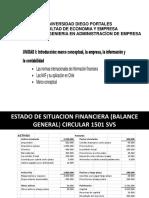 Contabilidad II Unidad I - IFRS - Aplicación - Marco conceptual.ppt