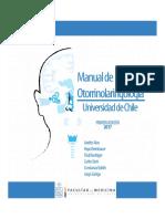 Manual ORL UChile 1a Ed (2017)