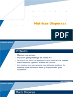 Matrices Dispersas (ED-FIUSAC)