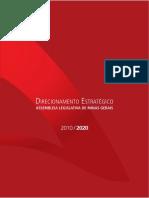 ALMG Direcionamento Estrategico 2010-2020
