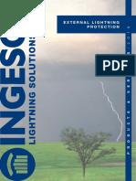 Ingesco Pdc_ese Lightning Protect