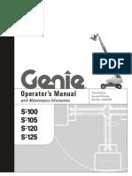 125 Operator Manual