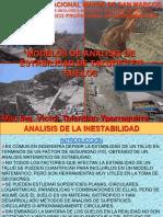 c 6 Diseño Geologico Geotecnico Estabilidad Taludes en Suelos