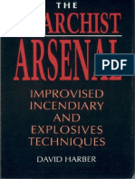David Harber - Anarchist Arsenal - Improvised Incendiary and Explosives Techniques (1990) - PDF [TKRG]