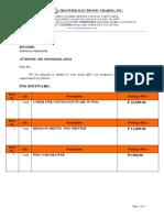 02-17-17 Pos Software, Pos Printer, Cash Drawer
