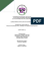 Informe Dureza de Brinnel