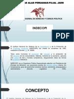 Diapositivas de Indecopi