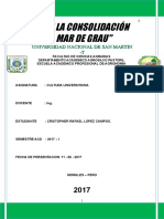 Acreditacion Universitaria Peru